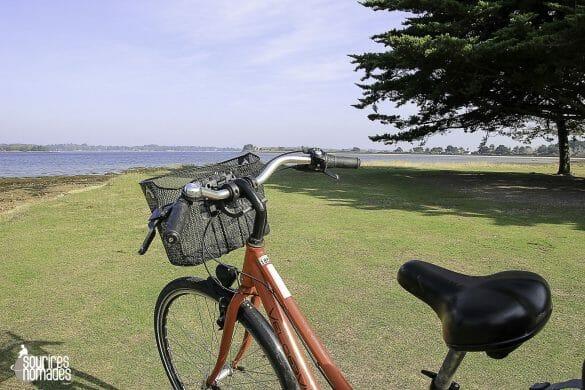 L'île d'Arz à vélo, hors saison